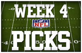 NFL Week 4: Cub Picks of the Week