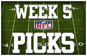 NFL Week 5: Cub Picks of The Week