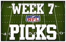 Week 7 Cub Picks