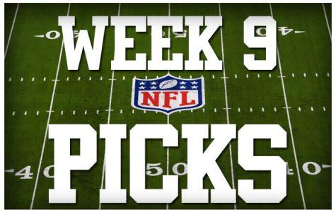NFL Week 9 Cub Picks of the Week