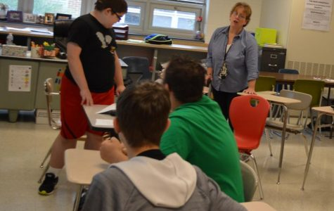 Special Education Teacher Helps Students Transition