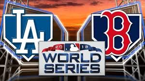 Let The Games Begin: World Series Game 1