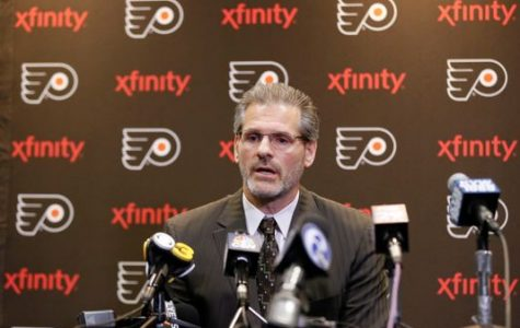Flyers Fire General Manager Ron Hextall Amid Skid