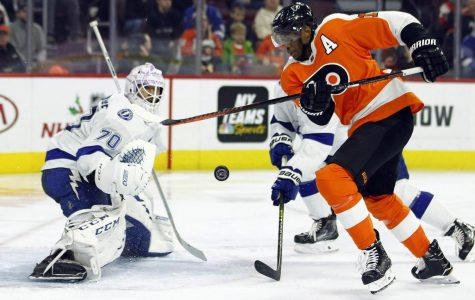 Flyers' Join Record Books, Yet Still Manage to Lose