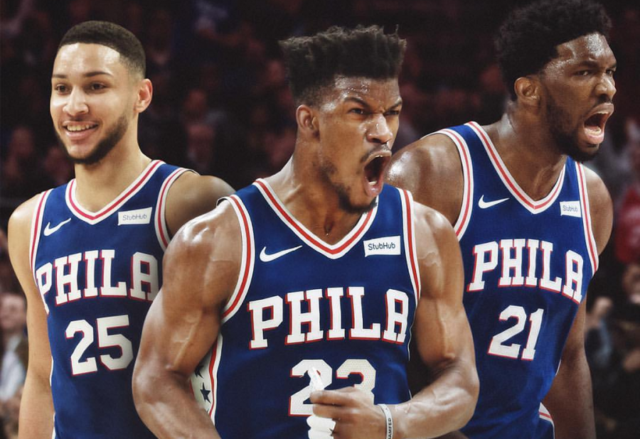 hot sale online 1a356 11757 BASH Cub | Sixers Make Statement; Acquire Jimmy Butler