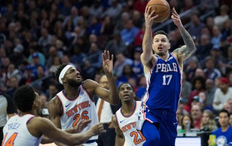 Sixers Finally Get a Laugher in 117-91 Drubbing of New York