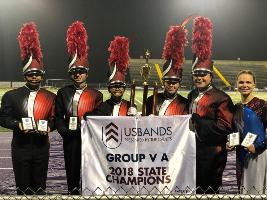Band Wins State Title
