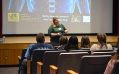 Successful Biochemical Engineer Inspires Students