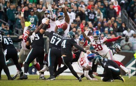 Eagles Save Season : Top Giants 25-22