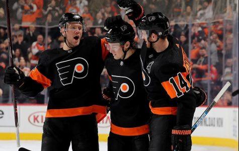 Flyers on a Hot Streak