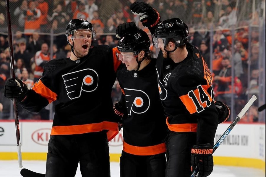 The+Flyers+seem+to+have+put+early-season+inconsistency+behind+them+as+they+ride+a+6-game+point+streak