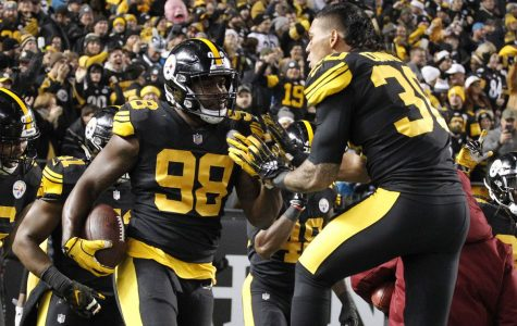 Steelers' Onslaught Steamrolls Panthers on Thursday Night Football