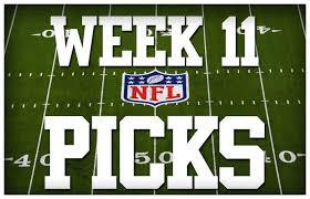 NFL Week 11 Cub Picks Of The Week