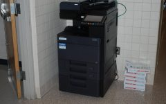 New Printers Part of District Money-Saving Effort