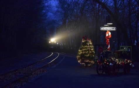 Top 5 Christmas Trains in and around Berks County