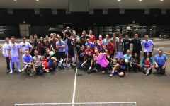 FCA Hosts Dodgeball Night