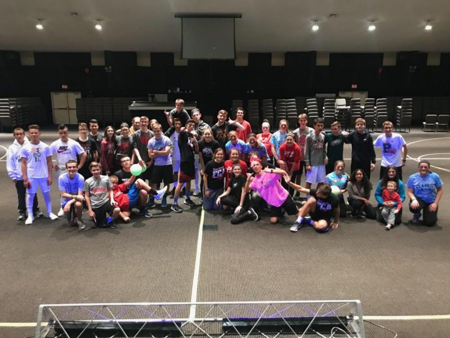 FCA+Hosts+Dodgeball+Night