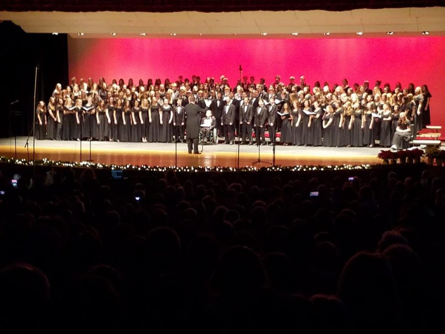 Choir Celebrates Diversity with Holiday Concert