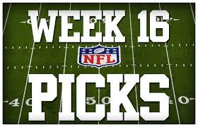 NFL Week 16 Cub Picks Of The Week