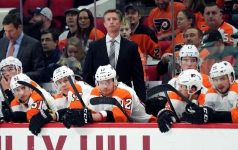 We've Seen Enough: Hakstol Fired as Flyers' Coach
