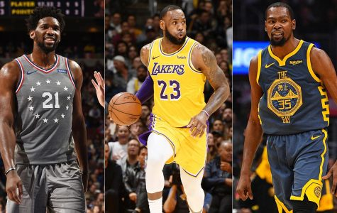 NBA Takeaways as of 12-5-18