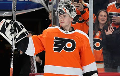 Carter Hart: The Answer The Flyers Are Desperate For?