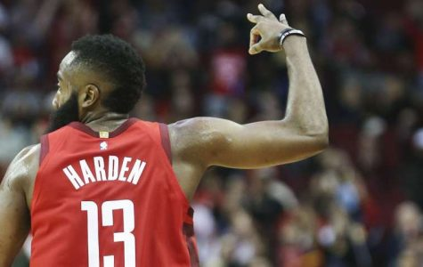 James Harden's 40 Point Triple-Double Lifts Rockets Over Warriors