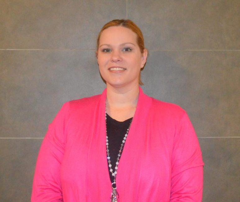 Mrs. Evans is now Assistant Principal for 11th grade.