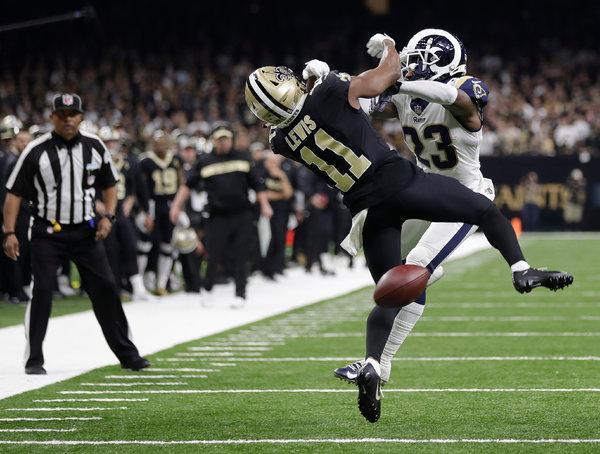 LA Rams Advance to Super Bowl 53