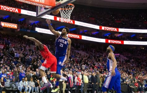 Brewer & Embiid Go Off As Sixers Dominate Rockets