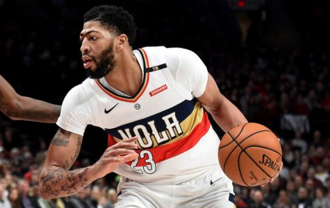 Anthony Davis Request Trade From Pelicans