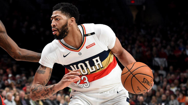 Anthony+Davis+Request+Trade+From+Pelicans