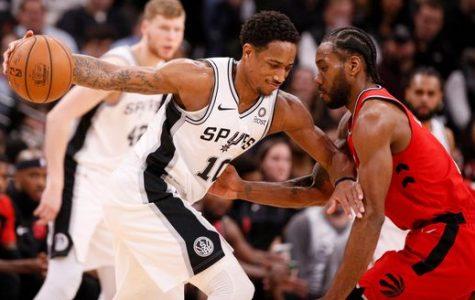 DeMar DeRozan Leads Spurs Over Former Team : Spoils Kawhi's Homecoming
