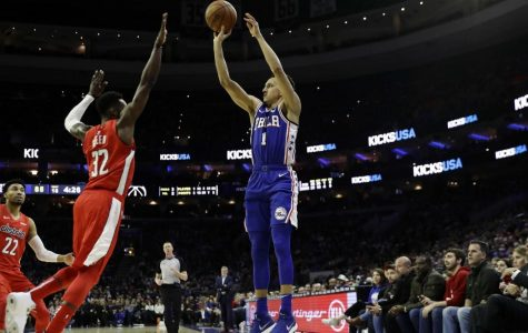 Landry Shamet Catches Fire As Sixers Down Wizards