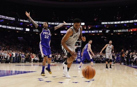 Sixers Hang On For Comeback Win Against San Antonio