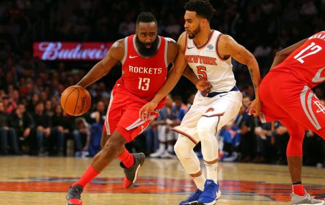 Harden Erupts For Career-High 61 At MSG
