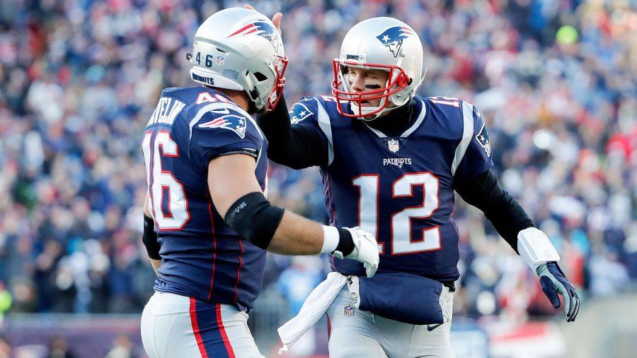New+England+Patriots+Advance+to+Super+Bowl+53