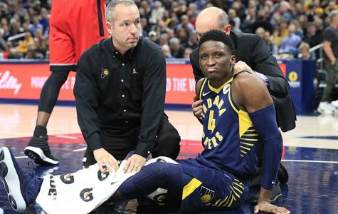 Oladipo to Have Season-Ending Surgery on Right Knee
