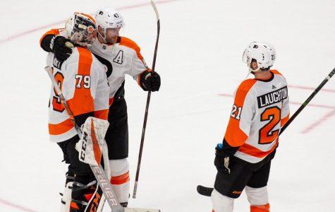 Flyers Pick Up Big Back-To-Back Wins Against Detroit