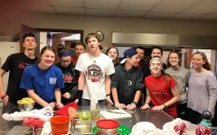 FCA Prepares Meal for Pottstown Church