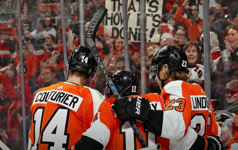That's How It's Done: Flyers Win 7th In A Row