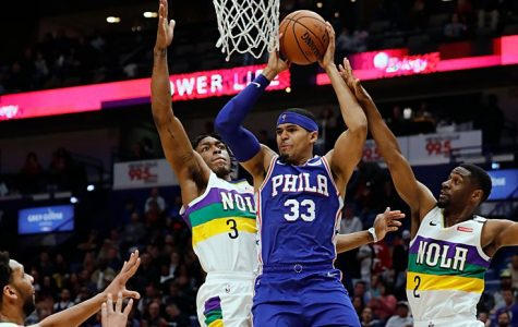 Sixers Barely Hang On For Win Over New Orleans