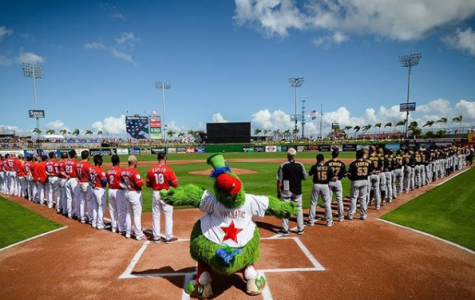 Phillies' Spring Training Officially Underway