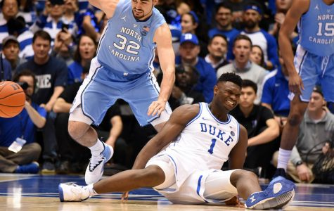 Potential NBA #1 Pick Zion Williamson Injured In Loss To UNC
