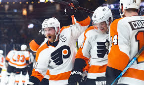 Flyers Turning Heads With 6-Game Hot Streak