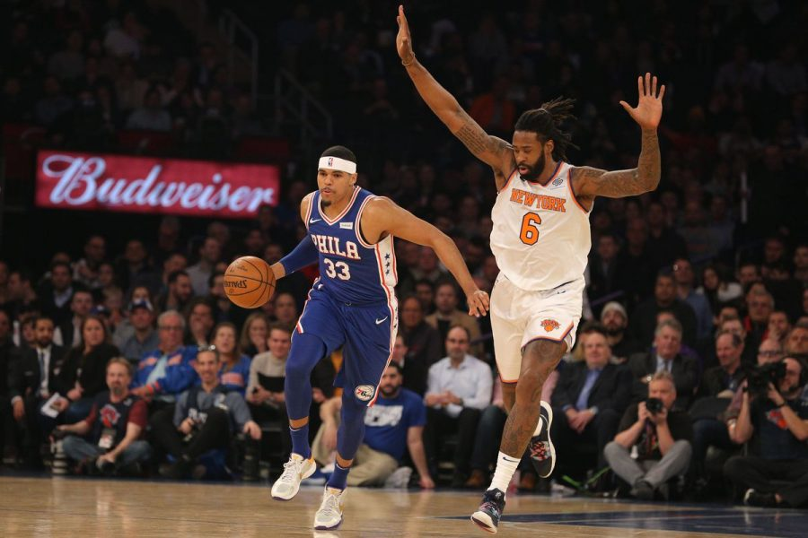 Sixers%27+Tobias+Harris+drives+past+Knicks%27+DeAndre+Jordan+in+the+Sixers%27+126-111+win+on+Wednesday