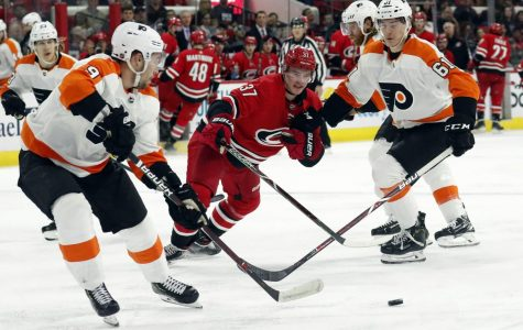 Flyers' Playoff Hopes Dashed By Carolina