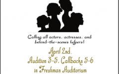 Drama Club Casts Actors for Spring Play