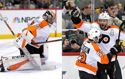Flyers Stun Penguins In Comeback Fashion Again