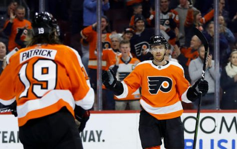 Flyers Within Striking Distance Of Playoffs